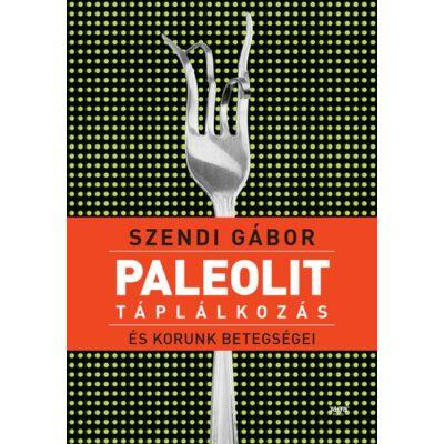 Paleolit táplálkozás és korunk betegségei - új borító