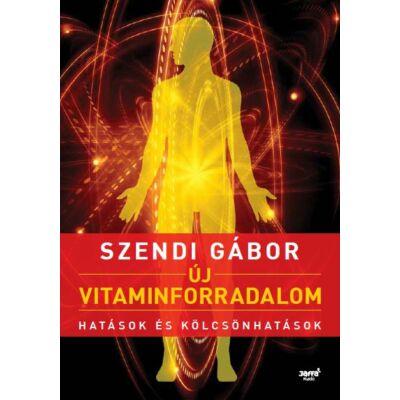 Új vitaminforradalom - második, javított, bővített kiadás