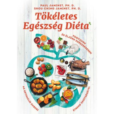 Tökéletes egészség diéta- új borító