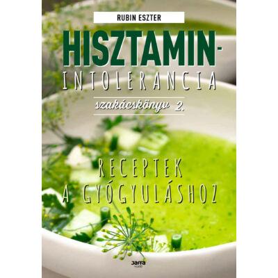Hisztaminintolerancia szakácskönyv 2.