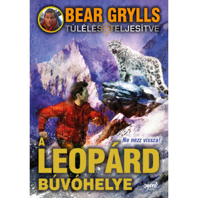 A leopárd búvóhelye - ekönyv