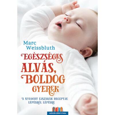 Egészséges alvás, boldog gyerek -ekönyv