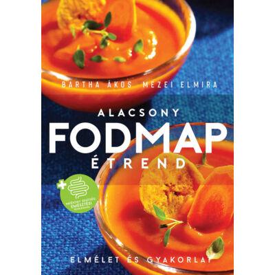 Alacsony FODMAP- étrend -ekönyv