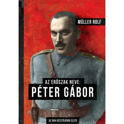 Az erőszak neve: Péter Gábor - ekönyv