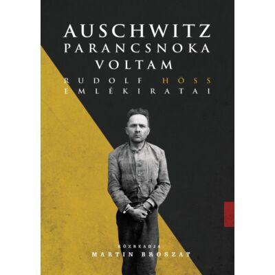 Auschwitz parancsnoka voltam - ekönyv