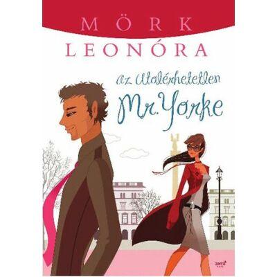 Az utolérhetetlen Mr. Yorke - ekönyv
